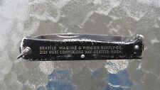 Vintage Mercator Solingen Folding Knife,