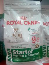 Royal Canin Mini Starter mother  babydog, 1kg