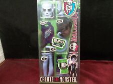 Monster High Create-A-Monster add on Pack -Puma