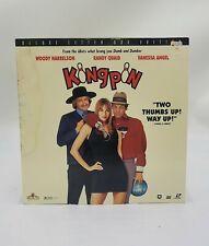 Vintage Laserdisc - Kingpin - Widescreen