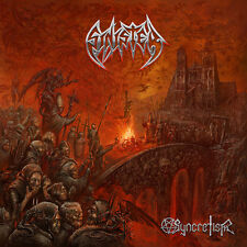 Sinister - Syncretism + 1 Netherlands Death Brazilian Edition Jewelcase CD NEW