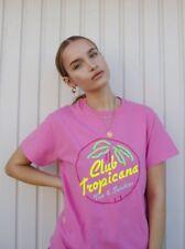 Pink Club Tropicana T Shirt-Wham-George Michael