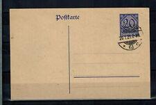 Deutsches Reich Ganzsache DP 2  gestempelt Nr. 870
