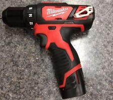 milwaukee m12 2407-20 Cordless Drill W/ Battery