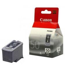 Canon PG-50 noir JET D'ENCRE CARTOUCHE HIGH YIELD 0616B001 [CO27340]