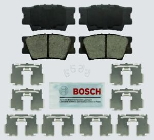 Rr Disc Brake Pads  Bosch  BE1212H