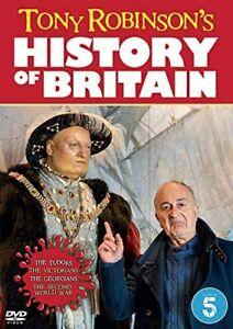 Tony Robinson's History of Britain (DVD) Tony Robinson
