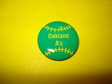 Oakland Athlectics Pin-1984 Crane potato chips