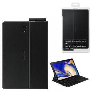 Genuine Samsung Original Cover Bluetooth Keyboard Case for Galaxy Tab S4 10.5
