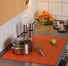 cuisson Plaid 84x54 vitrocéramique / Plaque à induction COUVERTURE faux cuir