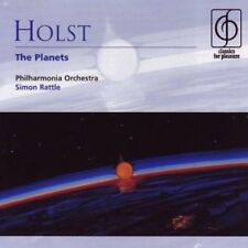 Soloists / Philharmonia / Rattle / Holst / The Planets *NEW* CD