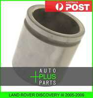 Fits DISCOVERY III - Brake Caliper Cylinder Piston Kit REAR Brakes