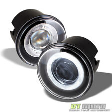 2005-2010 Chrysler 300C 08-09 Dodge Caliber LED Halo Projector Fog Lights Lamps
