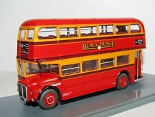 OOC AEC ROUTEMASTER BLACK PRINCE ROUTE 63B ROYAL ARMOURIES 1/76 OM46308B
