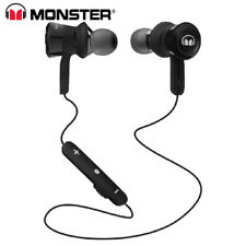 Monster Clarity HD BLACK In-Ear Bluetooth Wireless Headphone