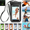 Waterproof Bag Luminous Glow Underwater Pouch Dry Case Pack Cover For Cell Phone