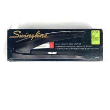 Swingline High Capacity Desk Stapler 60 Sheet Capacity Black 77701 New