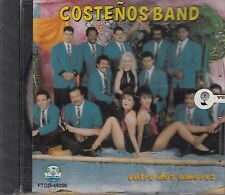 Costenos Band Entre Dos Amores CD New Sealed
