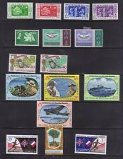 stamps  New Hebrides in sets