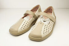 Kumfs 5 5.5 Tan Mary Jane Women's Shoe EU 36