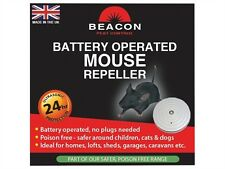Beacon Rentokil Battery Operated Mouse Rodent Repeller deterrent