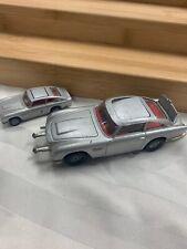 Vintage Corgi James Bond 007 Aston Martin Db5 Die-Cast Car Silver