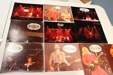 10 VTG STYX concert photo press kit 1970s 1975 Kodak Dennis DeYoung Equinox HTF