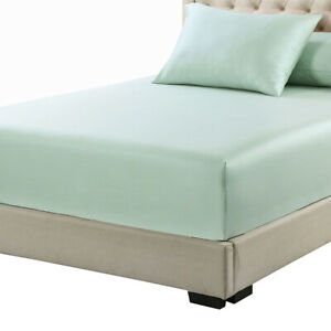 Fitted Sheet Only- 100% Bamboo Viscose 300 Thread Count