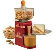 Nostalgia Electrics Homemade Peanut Butter Machine Cuisine Cooking Maker  1454