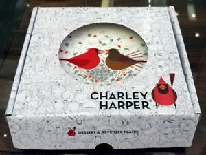 Charley Harper Dessert & Appetizer Plates