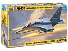 Zvezda 4821 Russian Light Ground-Attack Aircraft YAK-130 1/48