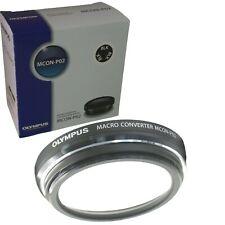 New OLYMPUS MCON-P02 Macro Converter for Selected Zuiko Digital Lenses