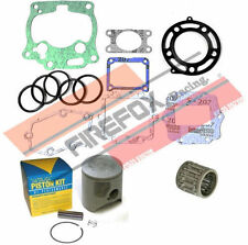 Kawasaki KX125 KX 125 2001 - 2002 Mitaka Top End Rebuild Kit Inc Piston & Gasket