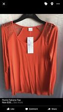 Postie Fashion Fabiana Top Size 14