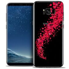 Coque Crystal Gel Pour Samsung Galaxy S8 (G950) Extra Fine Souple Love Tornado