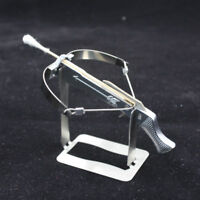 Fun Toy StainlessCross bow Decoration Mini Crossbow New Slingshot Model
