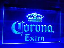 Corona Extra Beer Bar Pub Cafe LED Neon Light Sign Home Decoration Crafts Wall