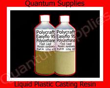 Easyflo 95 - 250 ml FAST CAST POLIURETANO LIQUIDO KIT IN PLASTICA