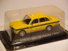 ALTAYA  TAXI VOLVO 144 STOCKHOLM 1970 1:43