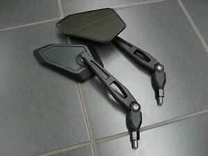 1PAAR Spiegel MIRRORS Avantgarde   Suzuki GS500 GS 500 E Neuware Ovp m. ABE