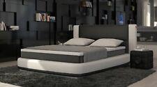 Boxspringbett AQUILA Design Luxus Polsterbett bequemes Designerbett Zweifarbig