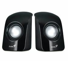Genius SP-U115 USB Powered Speaker - Black