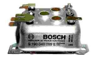 Spannungsregler 12 V Bosch VW Käfer Trike Bus Typ1