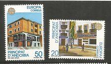 Cept / Europa   1990      Andorra -Esp  **