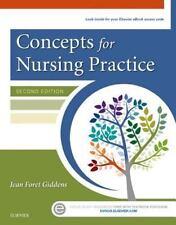 CONCEPTS FOR NURSING PRACTICE - GIDDENS, JEAN FORET, PH.D., R.N. - NEW BOOK