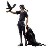 Anime Naruto Shippuden Crow Uchiha Itachi PVC Action Figure Toy Gift