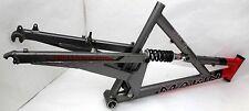 "Vintage 17"" Marin 26"" Full Suspension MTB Bike Frame Alpine Trail"