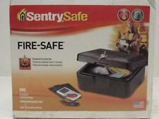 NEW Sentry Safe 0500 Fire Safe Security Chest Key Lock Box