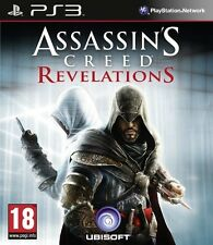 PS3 game - Assassin's Creed: Revelations + Assassin's Creed 1 (ENGLISH) (boxed)