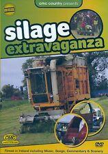SILAGE EXTRAVAGANZA DVD - NEW RELEASE 2015 IRISH FARMING